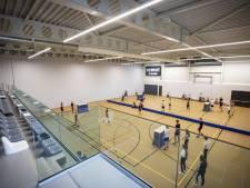 Nieuwe sporthal De Fakkel zet Losserse sporters nu al in vuur en vlam