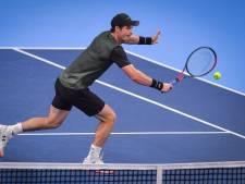 Murray naar halve finale in Antwerpen
