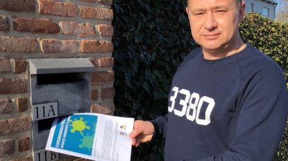 """Inwoners Glabbeek krijgen extra gemeentelijke nieuwsbrief via huis-aan-huisbedeling: """"We willen iedereen bereiken"""""""