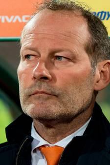 KNVB vanmiddag al om tafel met bondscoach Blind