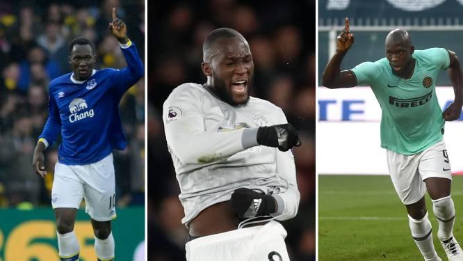 Béter dan bij Everton en Man United: 'Big Rom' beleeft strafste seizoen uit zijn carrière