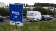 """Na test aan Belgische grensovergang: """"Nederlandse caravans te zwaar beladen"""""""