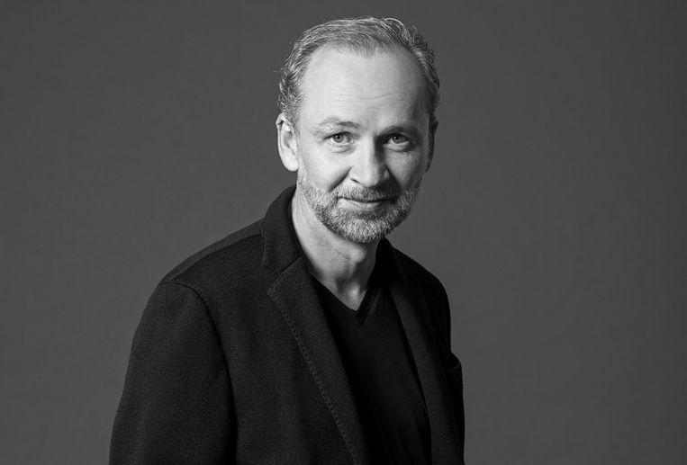 Auteur Ferdinand von Schirach. Beeld Michael Mann