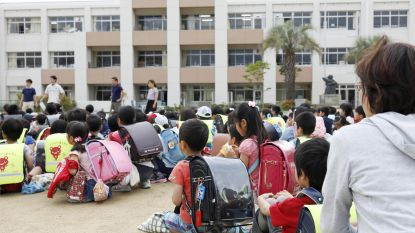 "Aardbeving met magnitude 5,3 treft Japan: ""Geen risico op tsunami's"""