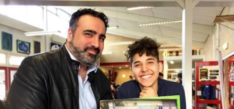 Sinan Can: Veerkracht van vluchtelingkinderen is prachtig