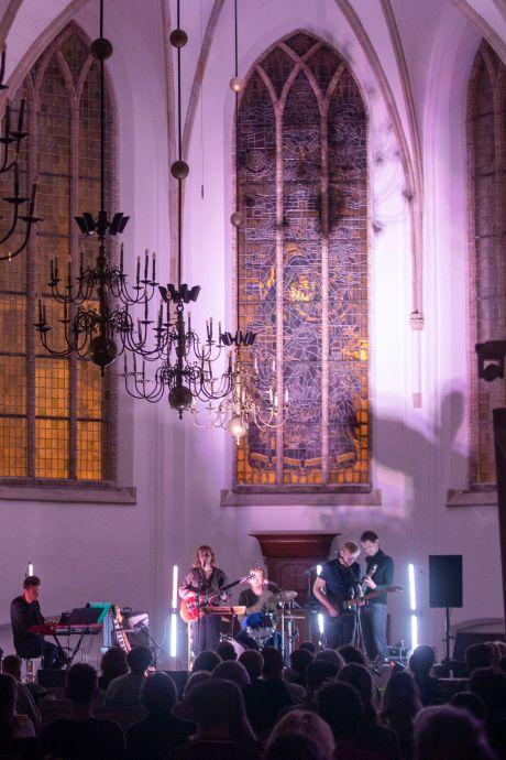 Grote Kerk Wageningen maakt debuut als concertpodium