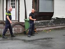 Politie doet inval in woonwagenkamp Eersel