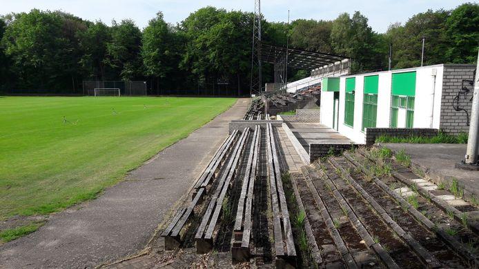 Stadion De Wageningse Berg.