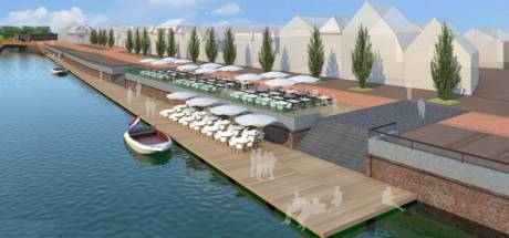 'Plan voor haven gaat nu echt leven bij mensen'