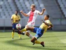 Bakx vecht met Ajax Cape Town voor aller laatste kans in afscheidsduel