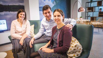 UZ Gent opent lounge voor ouders van vroeggeboren baby's