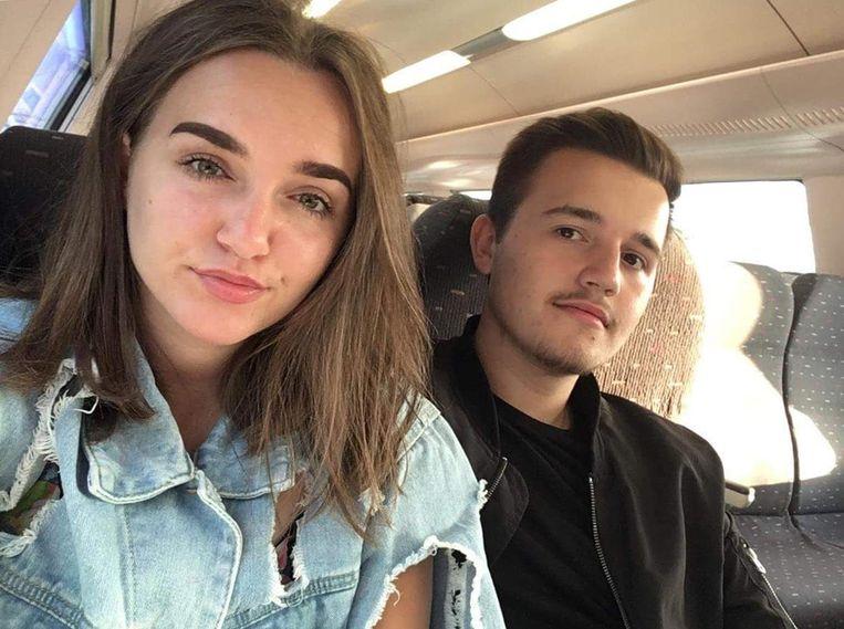 Merita en Ardian moeten terugkeren naar hun geboorteland Macedonië.