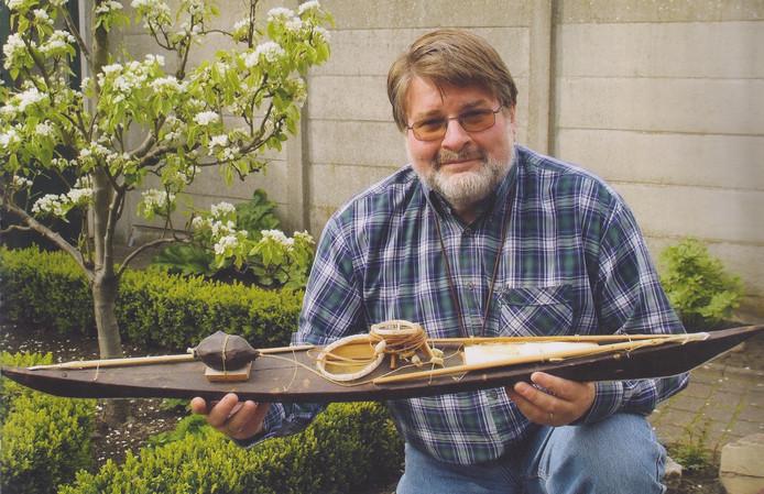 Hans van Berkel in 2005. Foto: Cees de Gooyer.