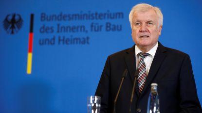 "Na kritiek en slechte verkiezingsresultaten: ""Duitse minister van Binnenlandse Zaken wil vervroegd opstappen"""