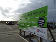 Code groen voor Tractaatweg