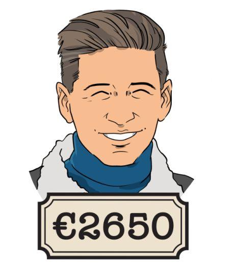 Monteur Brian (22) krijgt meer dan gemiddeld: 'Deze sector betaalt veel, daar staat-ie om bekend'
