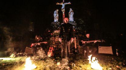 Kortrijkse post-metal collectief Amenra viert 20ste verjaardag in Menen