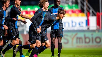 Anderlecht sloot seizoen af op eerste plaats, maar Club viert ook bij beloften de titel