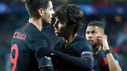 João Félix en Partey maken na rust het verschil voor Atletico