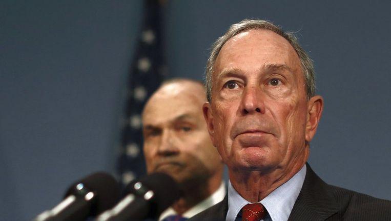 Michael Bloomberg. Beeld reuters