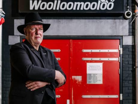 Utrechts bekendste nachtportier Fred Prang (67) ging rollebollend over het Janskerkhof om drugsdealers buiten de deur van de Woo te houden