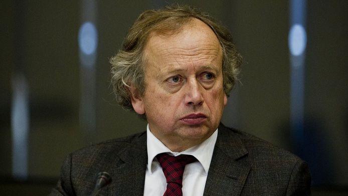 Henk Bleker.