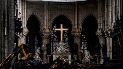 Al 850 miljoen in het laatje voor heropbouw Notre-Dame