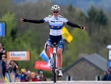 Tweede etappe Ladies Tour finisht op Oude Kraan Arnhem