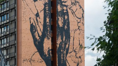 De hand die doet nadenken over ons verleden: kunstwerk van Matthias Schoenaerts voor 21 juli