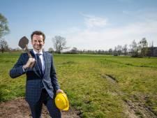 Wethouder Arjan Klein: 'hoop op woningbouw in De Hoge Enk'