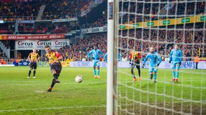 VIDEO: Rits laat drie punten liggen vanop de stip voor Mechelen tegen Charleroi