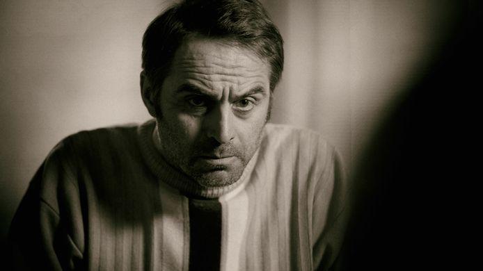 Still uit film 'Medulla' van Rudi Brekelmans. Hoofdrolspeler Michael Pas als de psychiater.