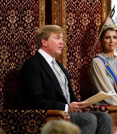 'Pijnlijk voor onze arme monarch'