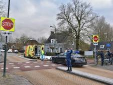 Bestuurster van Tesla rijdt vrouw op elektrische fiets aan in Oisterwijk