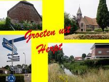 Stuur een kaart: Groeten uit Herpt