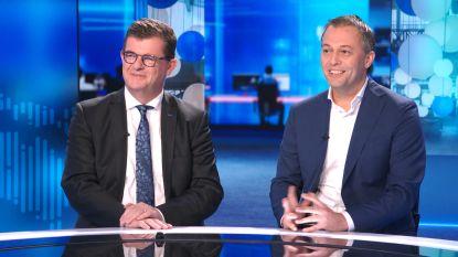 """Kandidaat-voorzitter Open Vld Lachaert: """"Als we op die manier verder doen gaan we nergens geraken"""""""
