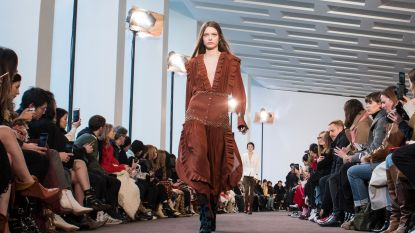 "Vlaamse Louise Robert schittert op het verrassende defilé van Dior: ""Er was géén corona- risico"""