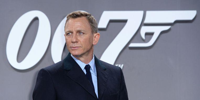 Daniel Craig neemt afscheid van zijn rol als James Bond