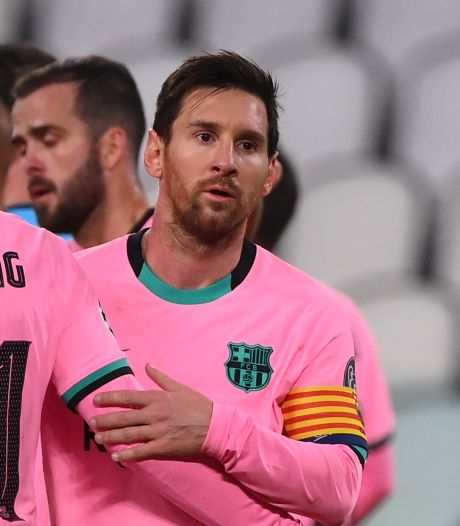 Koeman gaat zonder Messi en De Jong naar Kiev