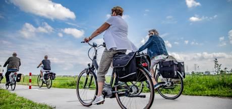Veilig Verkeer Nederland: maximaal 20 km/uur op e-bike