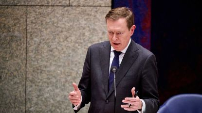 Oververmoeide Nederlandse minister van Medische Zorg neemt ontslag