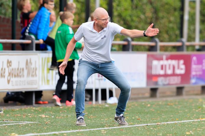 HSC-trainer Daniël Nijhof