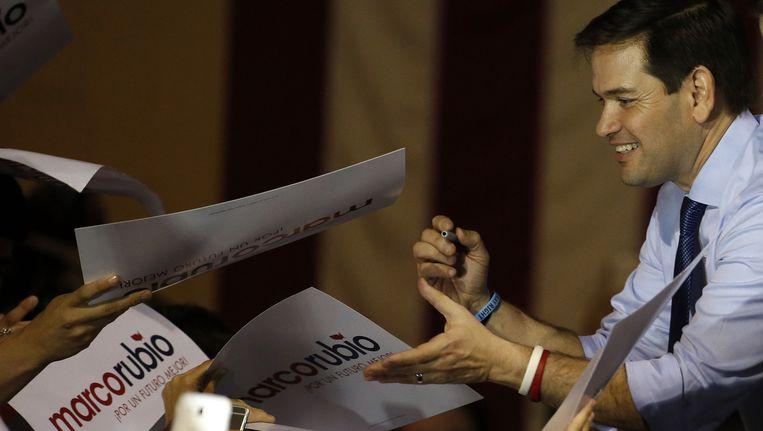 Marco Rubio Beeld afp