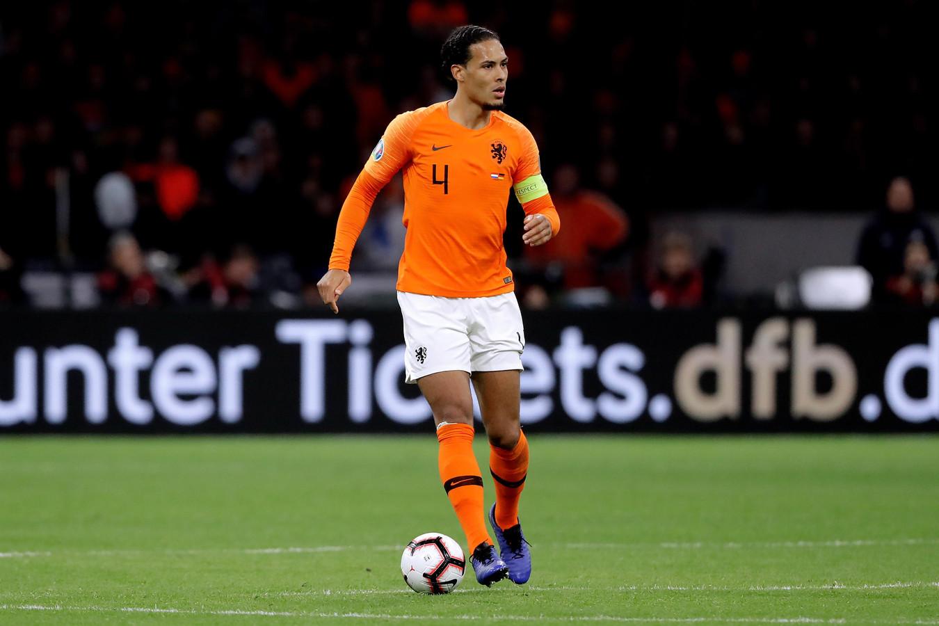 Contract Solskjaer Slecht Nieuws Voor Van Dijk: Oranje
