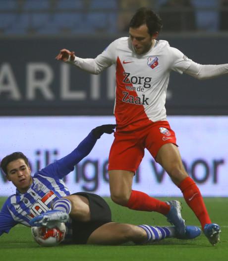 LIVE | Bedrijvige Peterson geeft FC Utrecht de nodige flair in de tweede helft