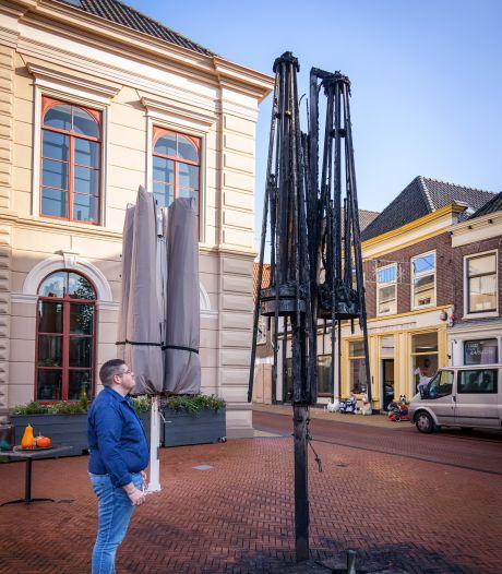 Camerabeelden moeten meer vertellen over vuurwerkbom Steenwijk