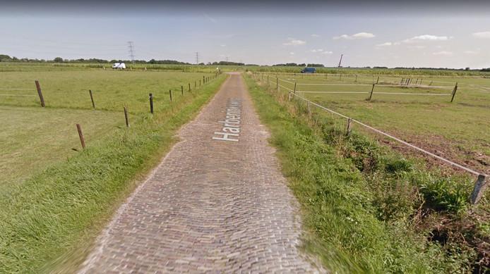 Harberinksweg in Enschede