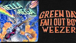 Green Day, Weezer en Fall Out Boy gaan samen op tournee (én ze passeren in het Sportpaleis)