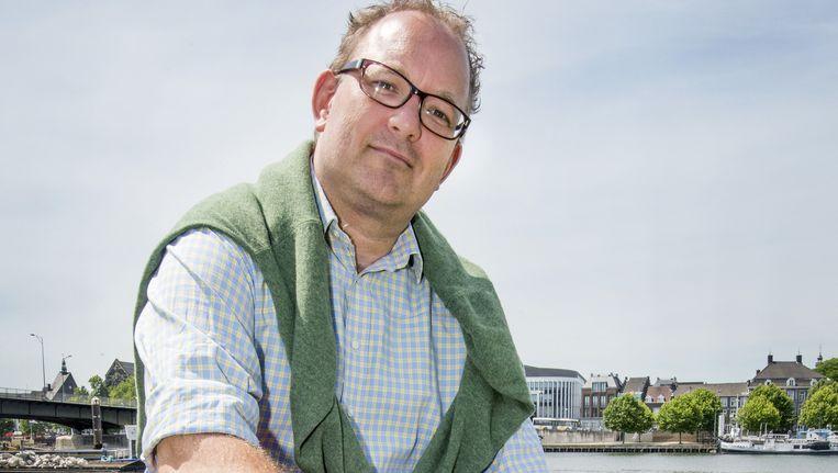 Maarten Bos (49), eigenaar The Bos Company. Beeld Raymond Rutting / de Volkskrant