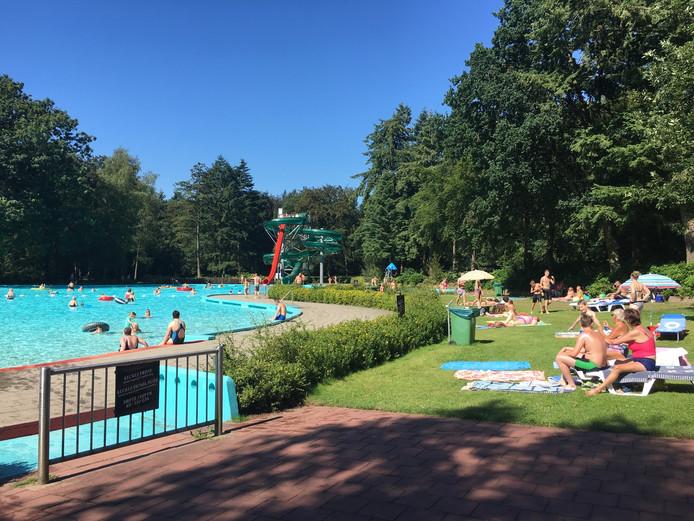 Het Boschbad in Apeldoorn